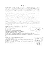 12 bộ đề thị học sinh giỏi vật lý lớp 9
