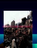 bài giảng địa chất đại cương chương 12 động đất và sự biến dạng của địa cầu