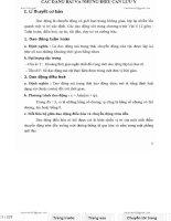 Hướng dẫn ôn tập và phương pháp giải nhanh Vật Lý 12