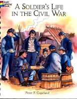 a soldier''s life in the civil war