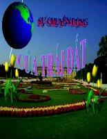 bài giảng tự nhiên xã hội lớp 3 bài 60 sự chuyển động của trái đất