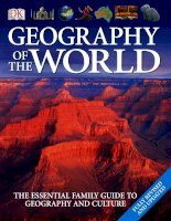 geography of the world a