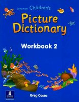 picture dictionary workbook 2