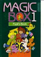 magic box 1 pupil''s book