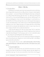 một số phương pháp cơ bản để chứng minh một bất đẳng thức và khai thác một số bài toán cơ bản dành cho học sinh lớp 10