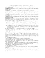 sáng kiến kinh nghiệm vật lý 11: CHUYÊN ĐỀ VẬT LÝ 10 – TĨNH HỌC VẬT RẮN