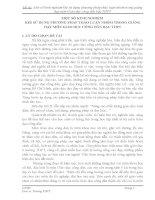 sáng kiến kinh nghiệm GDCD 11: THẢO LUẬN NHÓM TRONG GIẢNG DẠY MÔN GIÁO DỤC CÔNG DÂN BẬC THPT