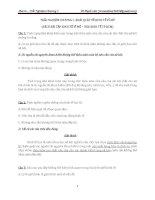 trắc nghiệm kinh tế vĩ mô có đáp án chương 1