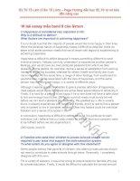 10 bài essay mẫu band 9 của simon