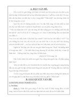 hướng dẫn học sinh lớp 9 giải bài tập về thấu kính