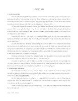 tiểu luận đề tài chiến lược phân phối của cà phê trung nguyên ở việt nam