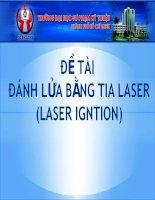 hệ thống đánh lửa bằng laser
