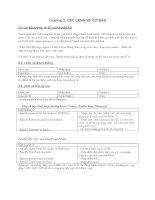 Các lệnh vẽ 2d của autocad   tài liệu các lệnh vẽ cơ bản