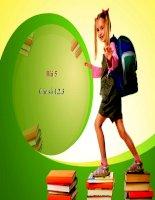 bài giảng toán 1 chương 1 bài 5 các số 1,2,3
