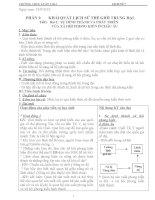 Giáo án lịch sử lớp 7 (full)