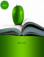 bài giảng toán 1 chương 1 bài 11 số 7