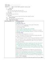 Chuyên đề bồi dưỡng HSG sinh học lớp 10