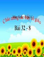 bài giảng toán 2 chương 3 bài 7 32-8