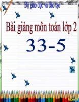 bài giảng toán 2 chương 3 bài 11 33 - 5