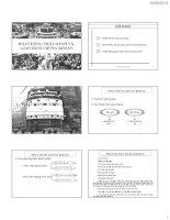 bài giảng hoạt động phát hành và giao dịch chứng khoán