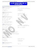bất phương trình mũ có lời giải p3