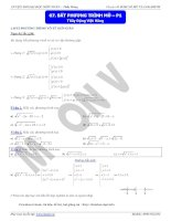 bất phương trình mũ có lời giải p1
