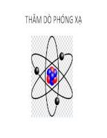 bài giảng  địa vật lý  phương pháp thăm dò phóng xạ