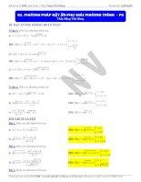 phương pháp đặt ẩn phụ giải phương trình (5)
