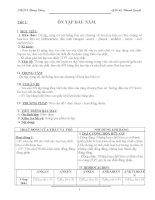 Giáo án hóa học 12 cơ bản full
