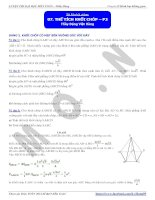 thể tích hình chóp - hình học không gian (3)