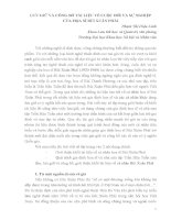 Bài viết khoa học: Lưu giữ và công bố tài liệu về cuộc đời và sự nghiệp của họa sĩ Bùi Xuân Phái