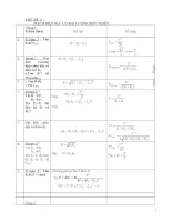 tổng hợp các công thức giải nhanh điện xoay chiều