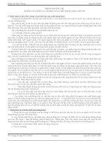 NỘI DUNG ôn tập NHỮNG NGUYÊN lý cơ bản của CHỦ NGHĨA MAC lê NIN