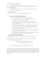 tổng hợp bài tập ngôn ngữ lập trình pascal