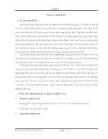Hoạt động huy động vốn tại ngân hàng thương mại cổ phần Sài Gòn – Hà Nội  chi nhánh Bình Dương – thực trạng và giải pháp