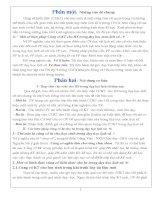SKKN một số biện pháp củng cố kiến thức cho HS môn Lịch sử 9