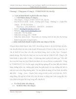 PHÂN TÍCH HOẠT ĐỘNG ĐÀO TẠO VÀ PHÁT TRIỂN NGUỒN NHÂN LỰC CÔNG TY TNHH TM DV DL GIA HY