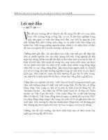 TIỂU LUẬN THÁCH THỨC MÔI TRƯỜNG TRÊN THẾ GIỚI VÀ LIÊN HỆ VIỆT NAM
