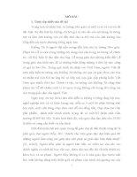 luận văn hay đại học sư phạm Phạm trù Lễ của Khổng Tử và ý nghĩa của nó đối với việc giáo dục lối sống đạo đức cho sinh viên ĐHSP Hà Nội hiện nay