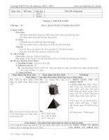 Giáo án toán 12 cơ bản trọn bộ