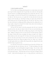 luận văn hay về tư tưởng hồ chí minh đại học sư phạm Vận dụng tư tưởng Hồ Chí Minh về đạo đức trong việc nâng cao đạo đức nghề nghiệp cho SV Trường Đại học Sư phạm Hà Nội hiện nay