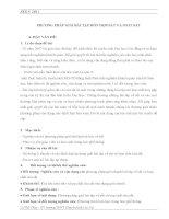 Phương pháp giải nhanh bài tập hỗn hợp sắt và oxit sắt