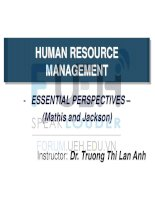 human resources management _ introduction