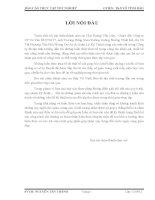 BÁO CÁO THỰC TẬP TỐT NGHIỆP XÂY DỰNG CẦU ĐƯỜNG ĐH GTVT TP HỒ CHÍ MINH