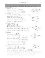 Hình học 11  chương 1   phép dời hình và phép đồng dạng trong mặt phẳng