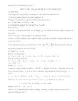20 chuyên đề bồi dưỡng toán 8