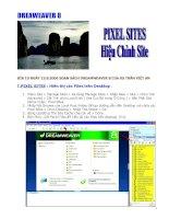tài liệu hướng dẫn sử dụng phần mềm dreamweaver bài 10