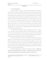 """ĐỀ TÀI: """"Nghiên cứu năng lực trí tuệ, thời gian phản xạ cảm giác – vận động, trí nhớ và chú ý của học sinh trường phổ thông dân téc nội trú huyện Thanh Sơn, tỉnh Phú Thọ"""""""