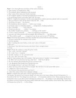 Tuyển tập các đề  ôn thi vào lớp 10