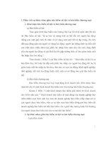 Bài tập học kỳ luật an sinh xã hội